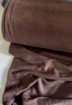 ♥FLEECE♥ 0.5m LAMBSKIN brown BRAUN