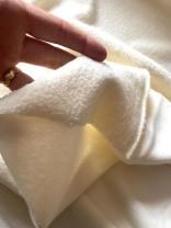 ♥SHEEPSKIN♥ 0.5m TEDDY natur 80%Baumwolle