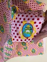 ♥FROGPRINCE Arthur♥ 0.5m Designer FABRIC woven cotton