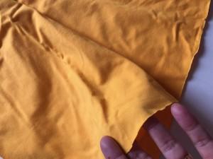♥UNI-JERSEY♥ 40cm gelb BASIC