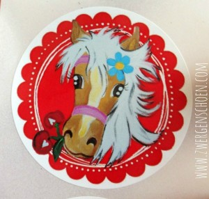 ♥MON CHÈRI♥ Sticker 20pcs. HORSE Pony LOVE
