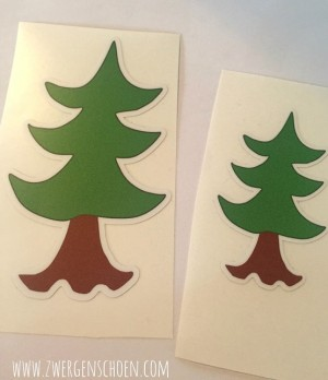 ♥TREEs♥ 2pcs STICKER4.90