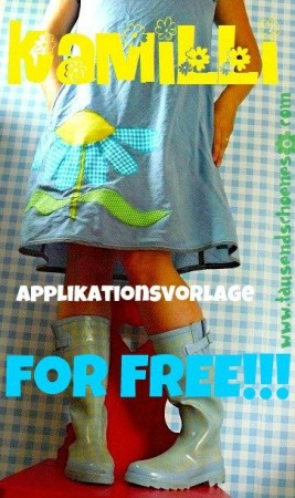 ♥KAMILLI♥ Applikationsmuster 1€-SPARbie