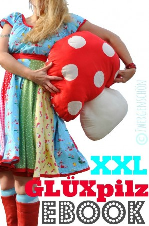 ♥GLueXpilz♥ XXL MUSHROOM eBOOK german
