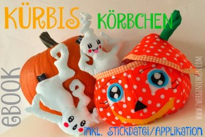 ♥PUMPKIN to GO♥ 1€-SPARbie eBOOK Pattern GERMAN