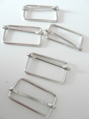 ♥METAL WIRE BUCKLES♥ 3cm PRICE per ONE