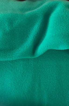 ♥POLAR-FLEECE♥ 0.5m MINT Grün