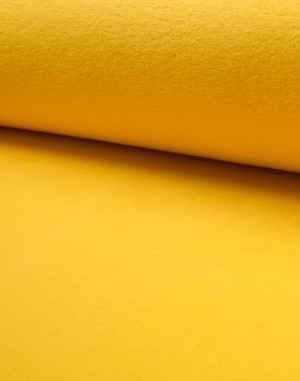 ♥POLAR FLEECE de LUXE♥ 0.5m YELLOW