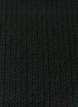 ♥STRICKWUNDER♥ 0.5m SWEATSHIRT dunkelgrau/black DIGITALDRUCK