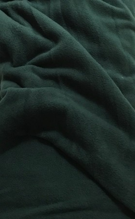 ♥POLAR-FLEECE♥ 0.5m FAIRY Forest GREEN
