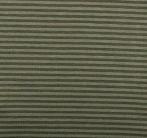 ♥STRIPES♥ Jersey KHAKI Price per 0,5METER!!!