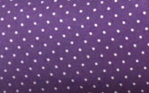 ♥little DOTS♥ Jersey LILAC Price per 0.5 METER