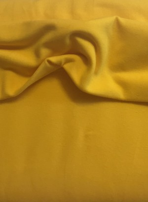 ♥UNI-JERSEY♥ 0.5m YELLOW basic JERSEY