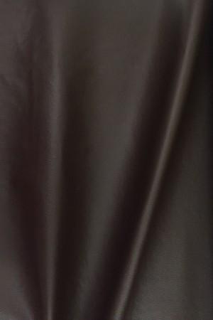 ♥KUNSTLEDER♥ 0.5m GENARBT braun BROWNY