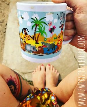 ♥AFRIKA-LANDSCHAFT♥ Tasse MUG 0.3L