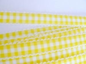 VICHY ♥SUNNY♥ elastic RIBBON gum PRICE per METER