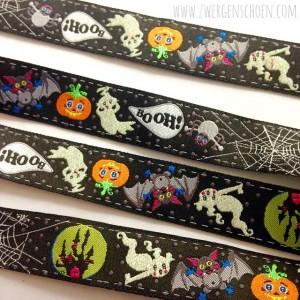 ♥HALLOWEEN♥ Ribbon SPOOKY special GARMENT Price per Meter