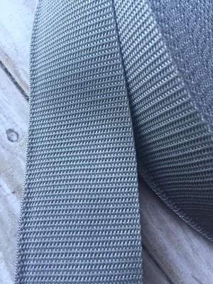 ♥GURTBAND XL♥ 5cm BREIT khaki/grau/schlamm METERWARE