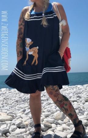 ♥UNI-BAUMWOLLE♥ 0.5m WEBWARE Popeline NAVY marine BLAU