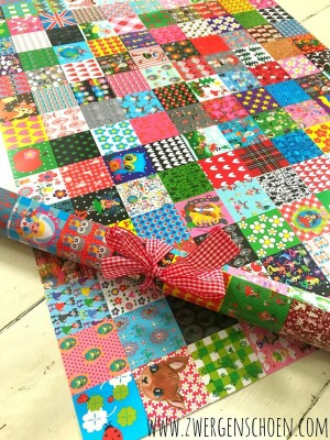 ♥PÄTSCH♥ Geschenkpapier DEKO Papier 50x70cm
