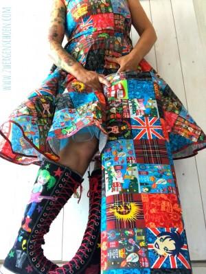 ♥PÄTSCH of LONDON♥ 10m BALLEN Jersey