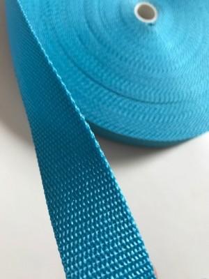 ♥GURTBAND♥ 2.5cm BREIT türkis blau METERWARE