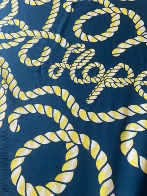 ♥SEILmichSCHÖN der ZWEITE♥ 0.5m FRENCH TERRY Ropes XL HOPE Sweatshirt