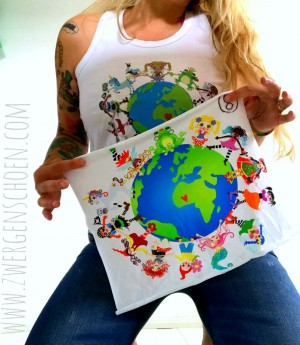 ♥PANEELE vol.1♥ Jersey (!) 06 aus 09 ONE WORLD