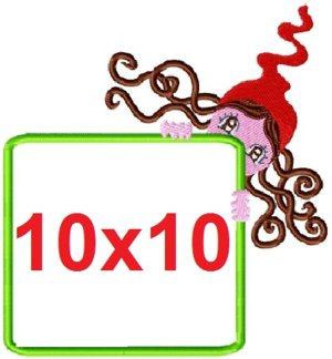 STICKdateien Serien 10x10