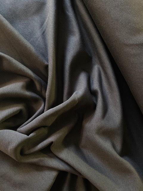 ♥UNI-SWEAT♥ 0.5m SWEATshirt DUNKELGRAU grey