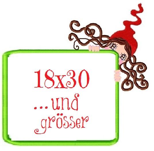 STICKdateien 18x30cm und GRÖSSER