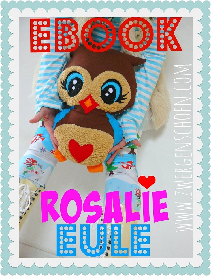 ♥OWL Rosalie♥ EBOOK for BEGINNERS