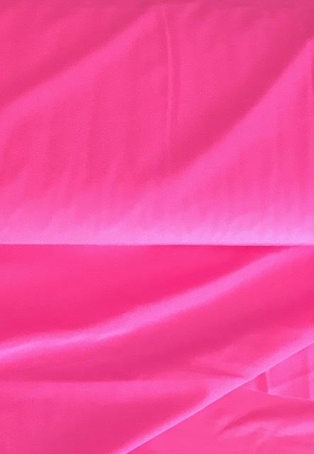 ♥SWIMwear♥ 0.5m Badeanzug Stoff Uni PINK