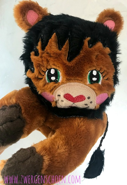 ♥FANCY FUR♥ 0.5m FAKE Fur LION