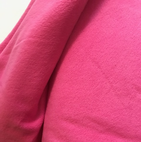 ♥POLAR-FLEECE♥ 0.5m PINK rosa