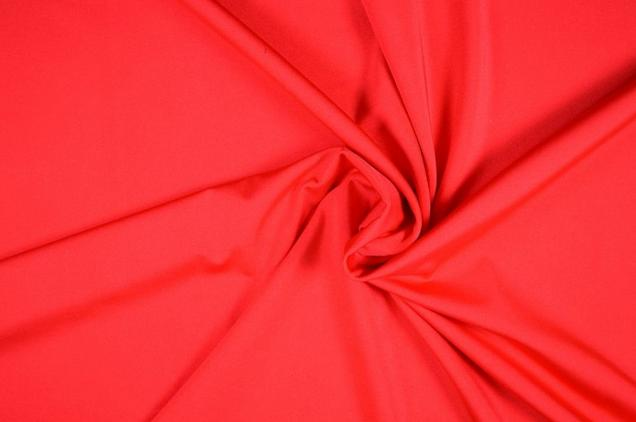 ♥SWIMwear♥ 0.5m Badeanzug Stoff Uni ROT