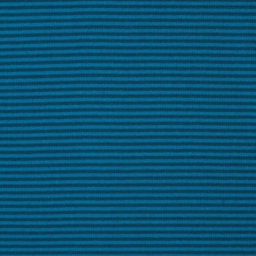 ♥RINGEL-BÜNDCHEN♥ 0.25(!)Meter PETROL Schlauchware