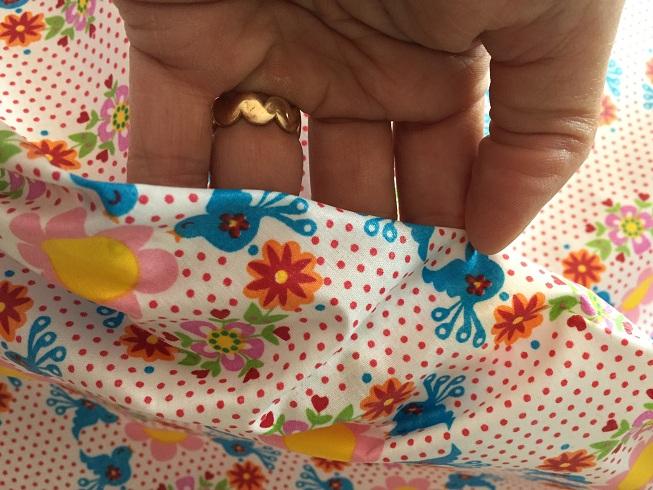 ♥PIGEON WONDER♥ 0.5m beschichtete Baumwolle!!!!