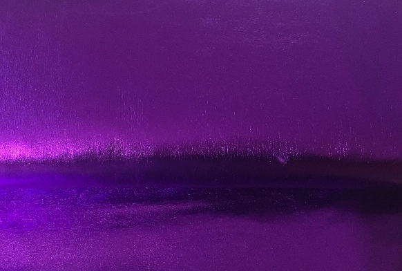 ♥PURPLE RAIN♥ Glitzer JERSEY Preis per 30 (!)cm