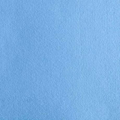 ♥STICKFILZ♥ waschbar 25cm HIMMELBLAU Top Qualität 180cm BREITE!!!!