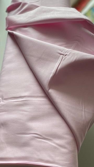 ♥UNI-COTTON♥ 0.5m POPELINE rose