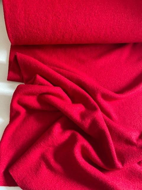 ♥KOCHWOLLE plus♥ 0.3m WALK rot 60% Viskose 40% Wolle
