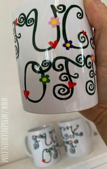 ♥FCK OFF♥ Tasse MUG Keramik WEISS 0.3L