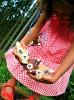 ♥TRUSTY TREUHERZ♥ LIEBlingsREHlein Stickmuster 13x18cm