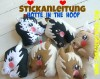 ♥HOTTEschön♥ Stickmuster PONY Horse inkl. ITH