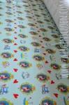 ♥SEW Milli SEW!♥ 0,5m (!) nadelschöne BAUMWOLLE